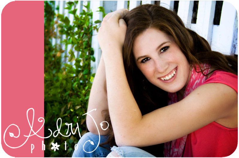 Rashelle {High School Senior Portraits}