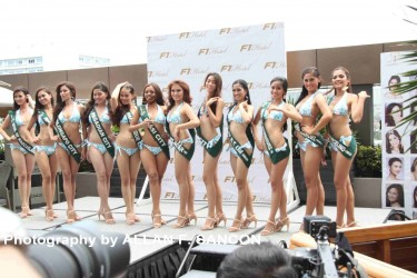 Miss Philippines Earth list names 2013