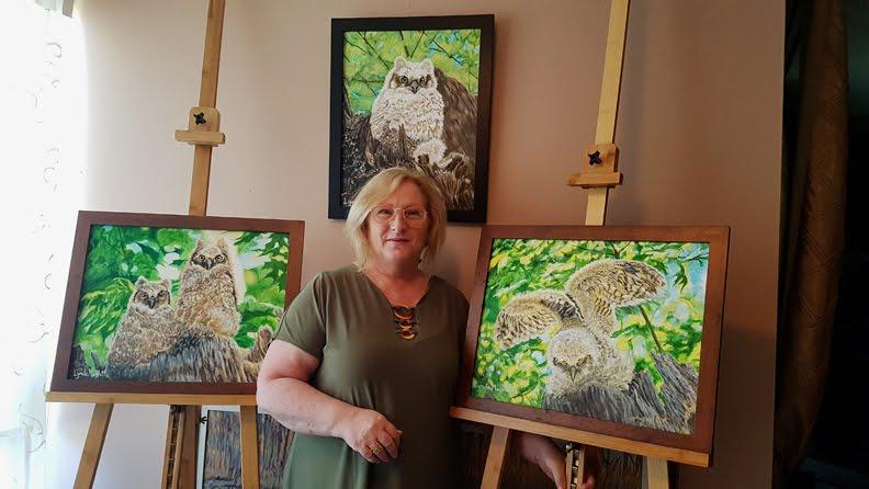 Lynda Moffatt Artist