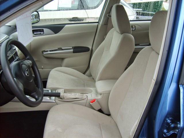 Subaru Seat Covers  Impreza