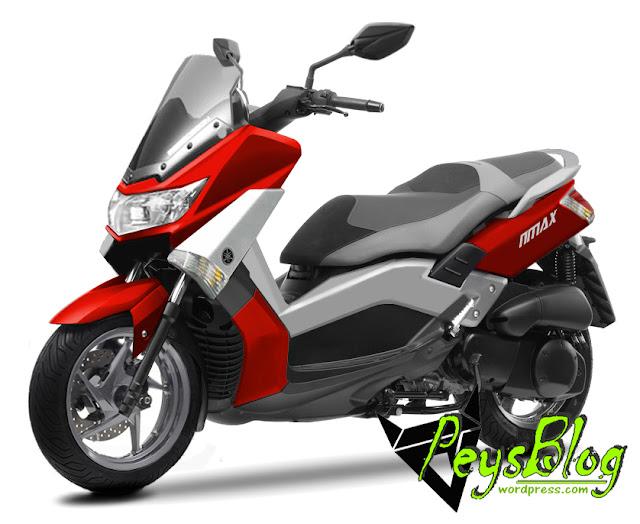 Foto Modifikasi Motor Yamaha Nmax