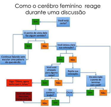 O cérebro feminino