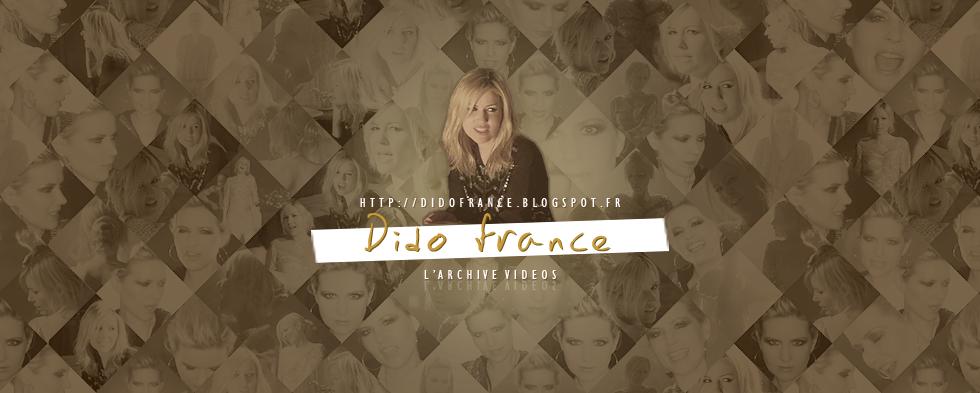 Dido France   L'archive vidéos
