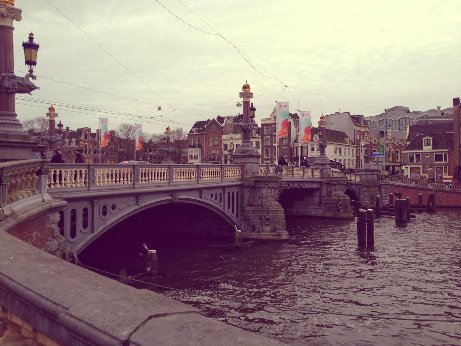 Amsterdam in December