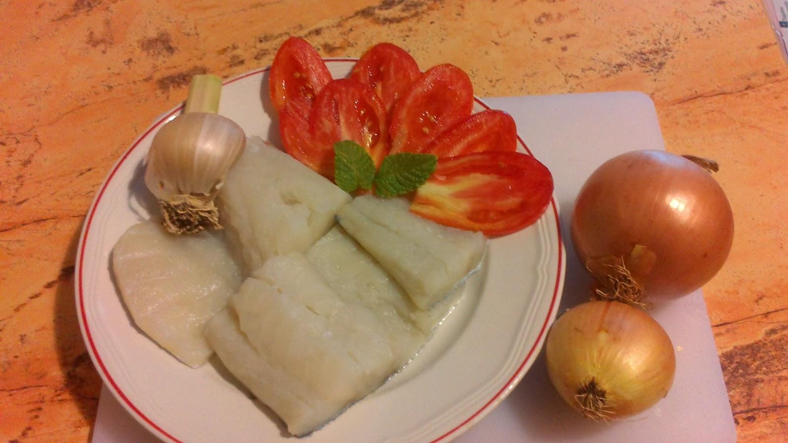Las recetas de carmen ramos cocina mariposa bacalao con - Bacalao fresco con tomate ...