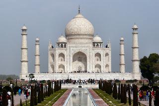 Obyek Wisata Di India