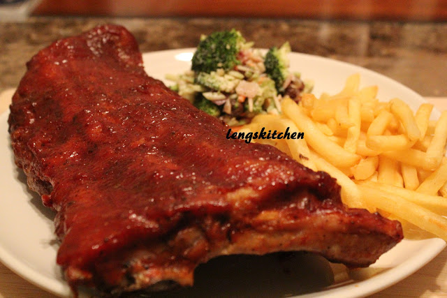 Kitchen Chaos: Fall off the Bone Baby Back Ribs