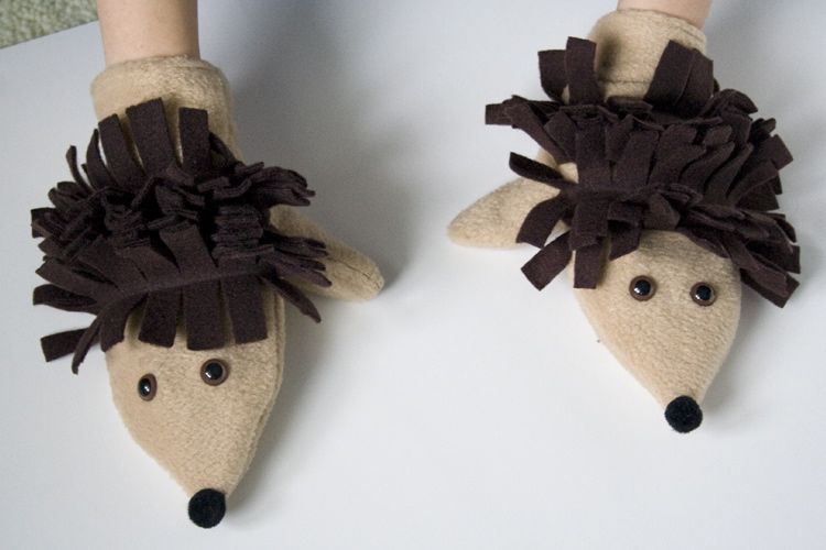 Free Knitting Pattern For Hedgehog Mittens : Search Results for ?Hedgehog Mittens Pattern?   Calendar 2015