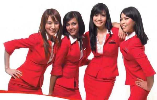 Female Flight Attendants Terrify Passengers On AirAsia Flight