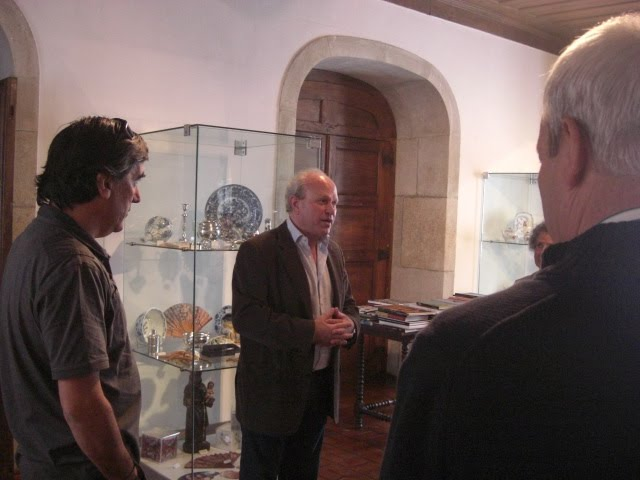 Dr. Agostinho Ribeiro, The Director of the Lamego Museum