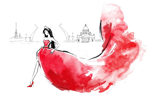 Free download of Blank Fashion Model vector graphics and
