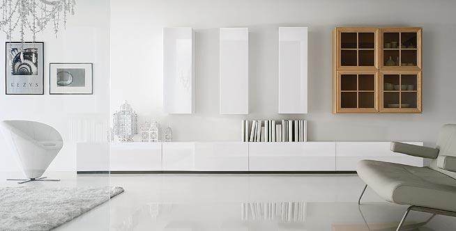 Tola falegnameria stile moderno for Ambienti interni moderni