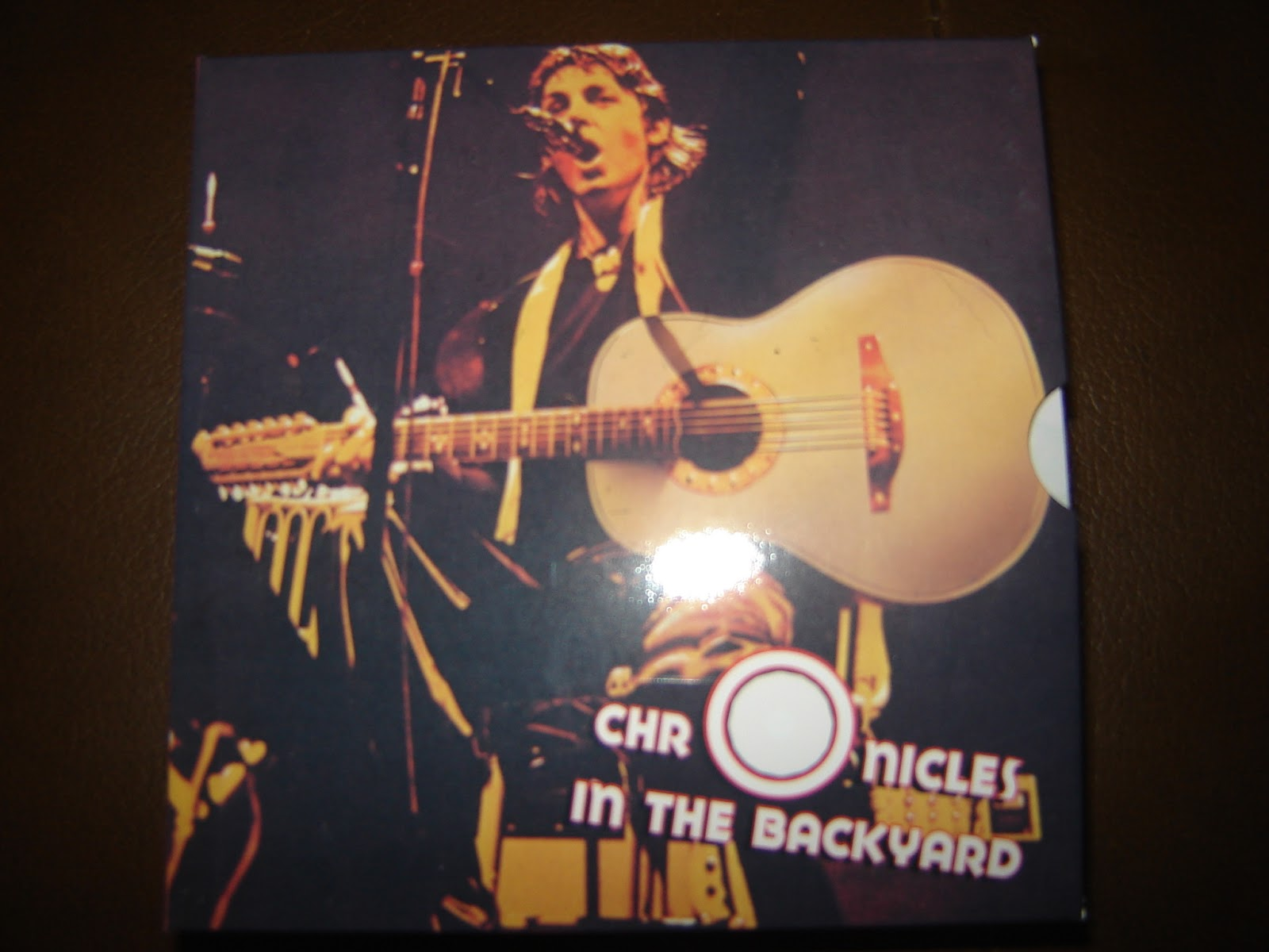 beatle collector paul mccartney chronicles in the backyard 12
