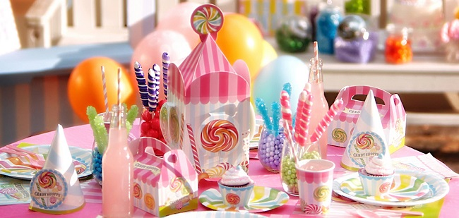 sweet shoppe party favor ideas