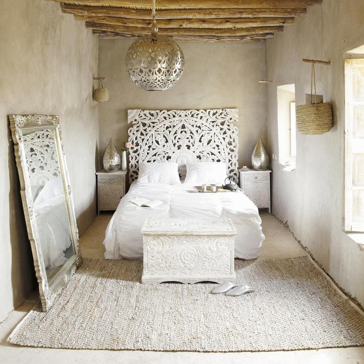 La petite fabrique de r ves je change de d co le style - Chambres maison du monde ...