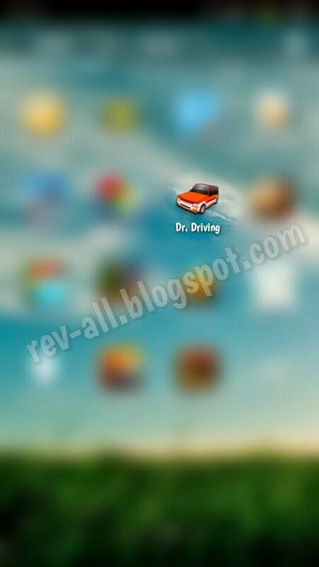 Ikon Permainan Dr. Driving (rev-all.blogspot.com)