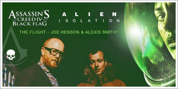 Soundcast Interview:  The Flight (Joe Henson, Alexis Smith) - Alien Isolation