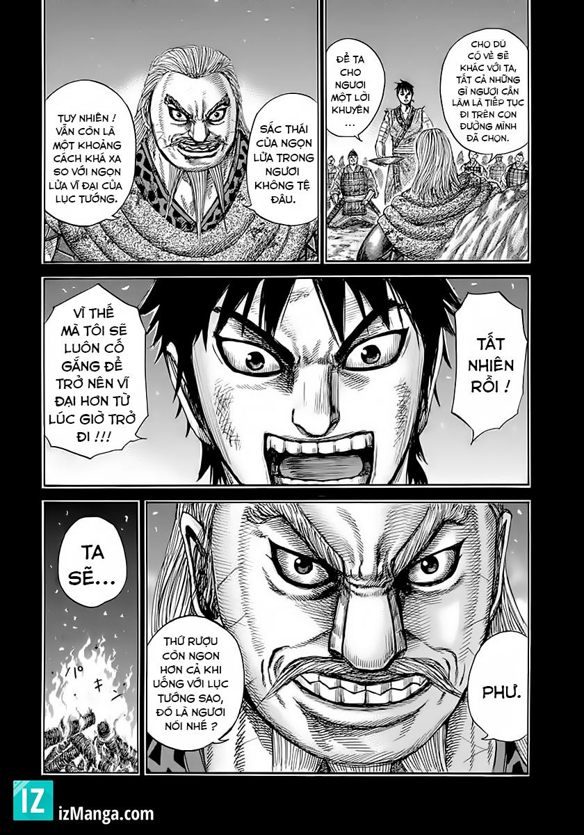 Kingdom - Vương Giả Thiên Hạ Chapter 326 page 9 - IZTruyenTranh.com