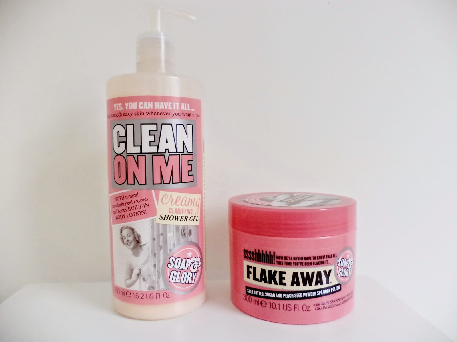 rediscovering soap and glory