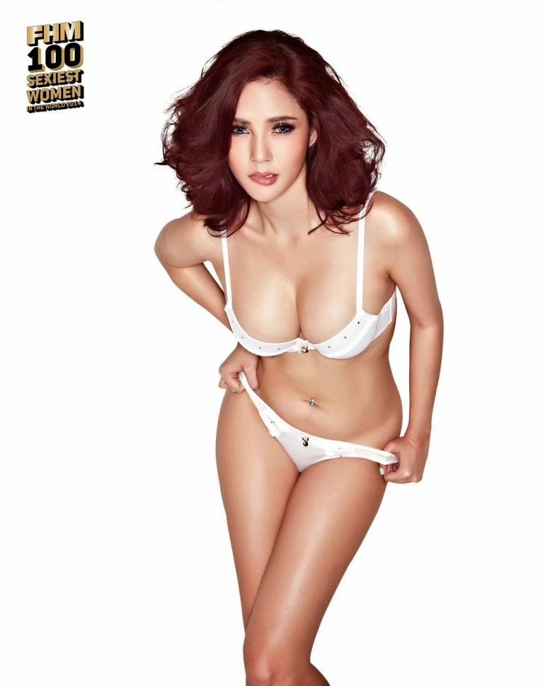 FHM SEXIEST WOMEN IN THAILAND 2014