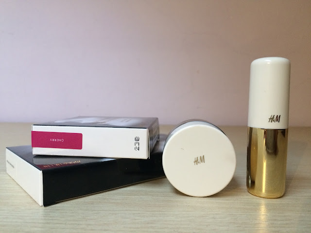 H&M Beauty: Swatch and First Impressions.