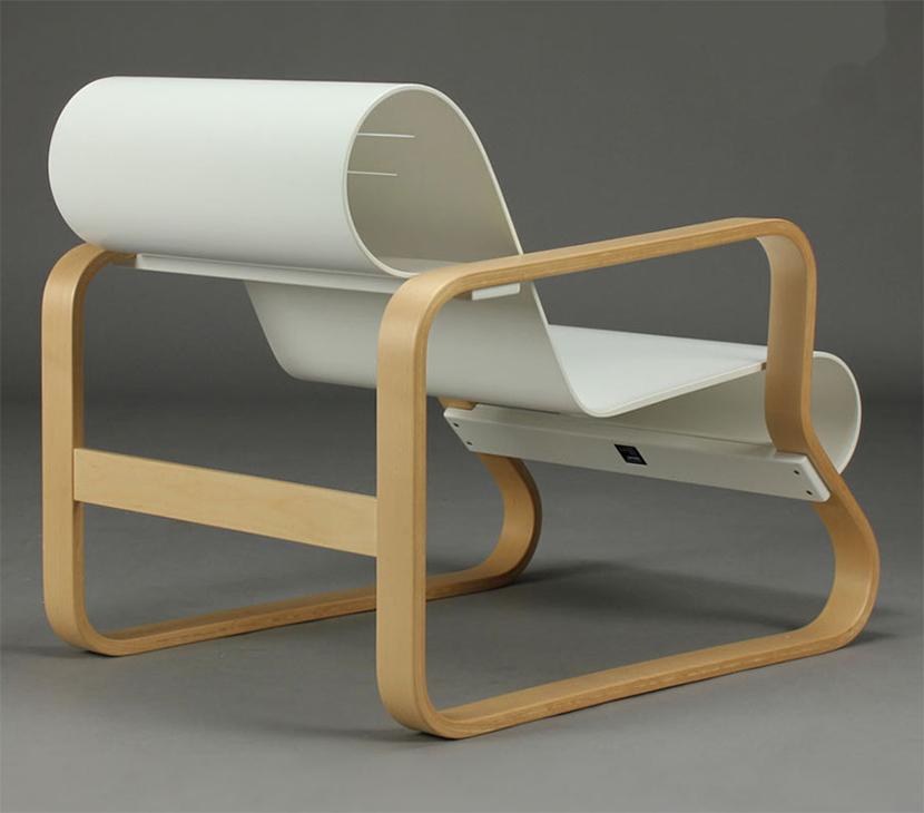 Historia del dise o industrial silla paimio - Sillas de diseno moderno ...