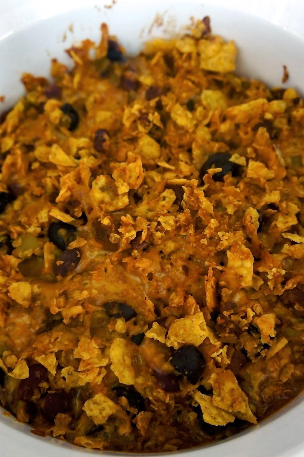 Savory Sweet and Satisfying: Chili Casserole
