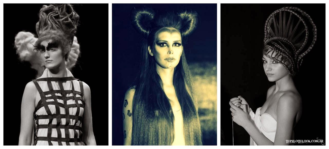 peinados vanguardia 2015