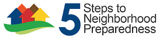 5 Steps to Neighborhood Preparedness. Click to learn more...