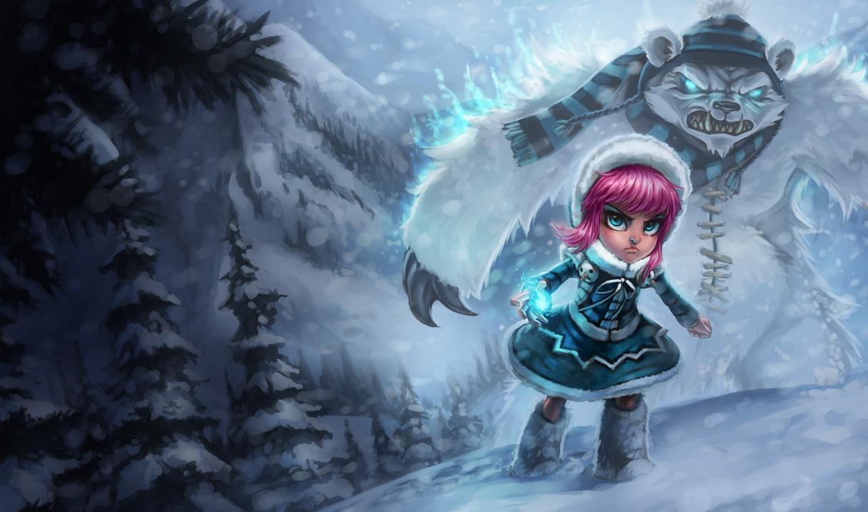 Buz Ateşi Annie