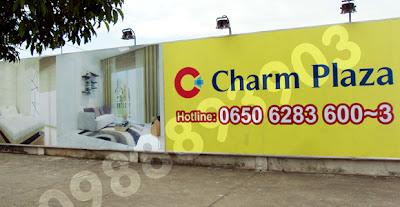Nhận Thay Bạt, căng bạt Billboard, Pano tịa HCM