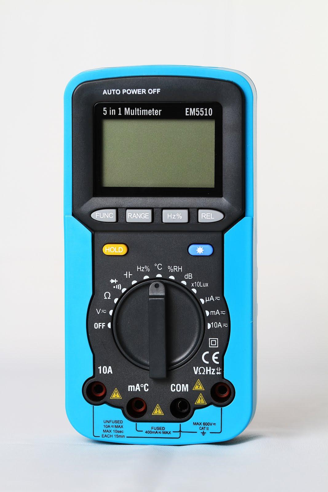 多功能测试器