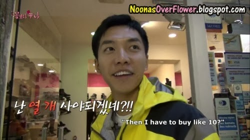 Noonas Over Flower Episode 6 - Eng Sub