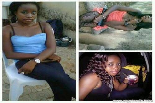 girls Nigerian naked badoo