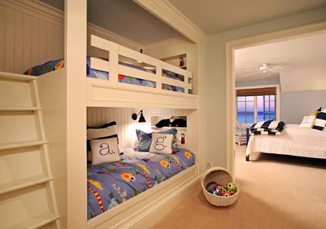 Детская комната для девочки: 100 современных идей