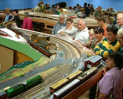Model train exhibition liverpool nsw gyms