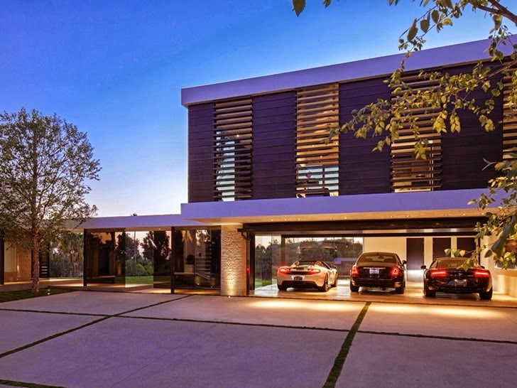 36 million dollars modern home in beverly most beautiful houses in the world