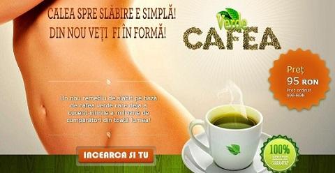 Promotie cafea verde