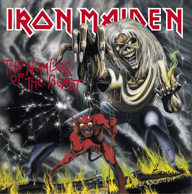 """Iron Maiden's """"The Number of the Beast"""" Turns 30"""