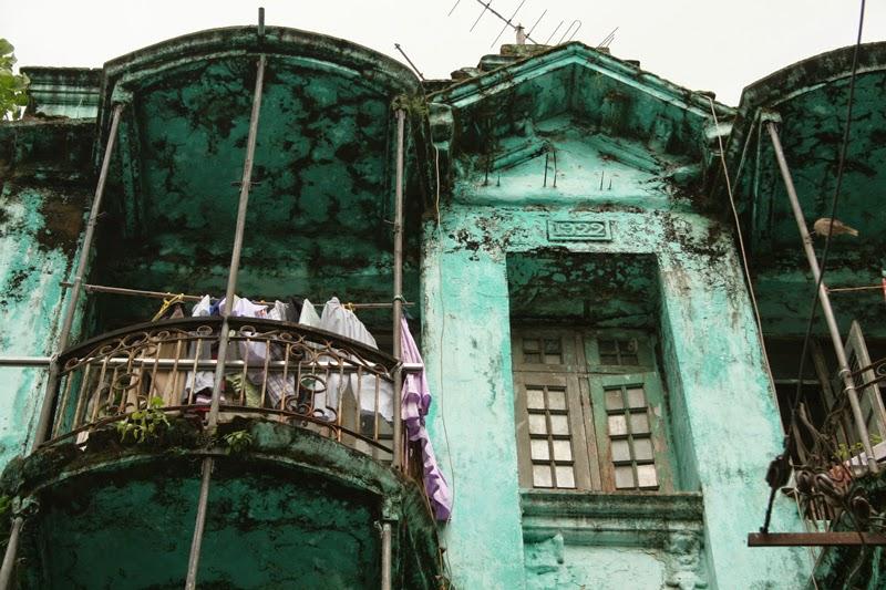 old house in rangoon