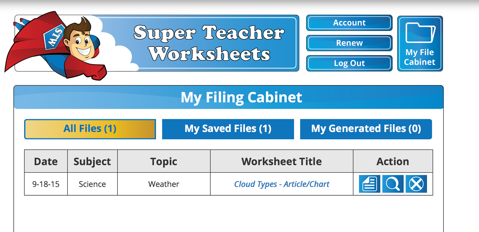 Adventures with Jude: Super Teacher Worksheets (A Schoolhouse Crew ...