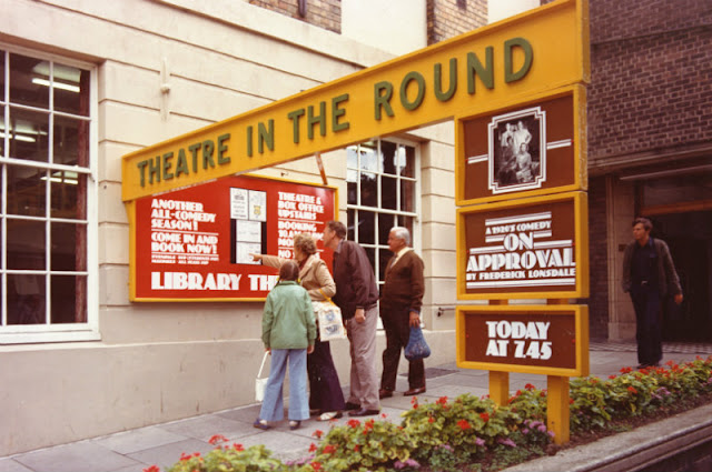 Scarborough Library Theatre 1975