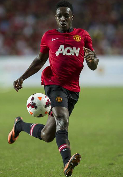 Danny_Welbeck_Manchester_United_Tour_2013
