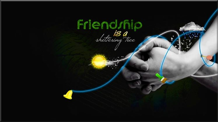 Happy Friendship Day Wallpapers HD Collection Free Download