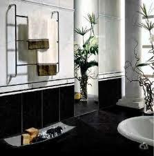 Bathroom Black Tile