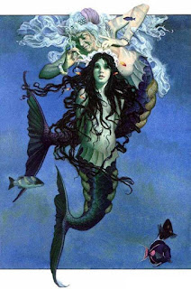 The Little Mermaid by Charles Santore