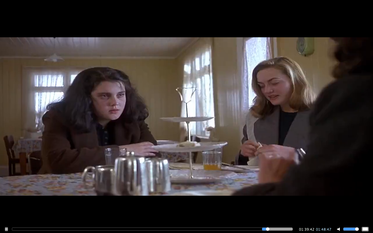 """heavenly creatures film analysis The film-maker observes the event from the fantasy-filled world of those two girls  surprisingly, """"heavenly creatures"""" is even-handed and never."""
