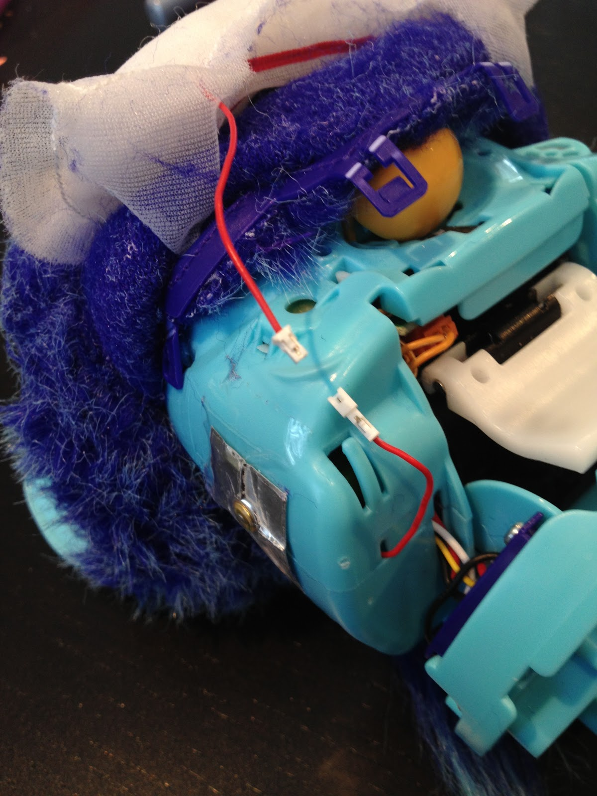 bot thoughts furby disassembly part 1 rh bot thoughts com Basic Electrical Schematic Diagrams Wiring Diagram Symbols
