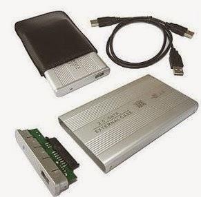 HDD External Dengan Casing