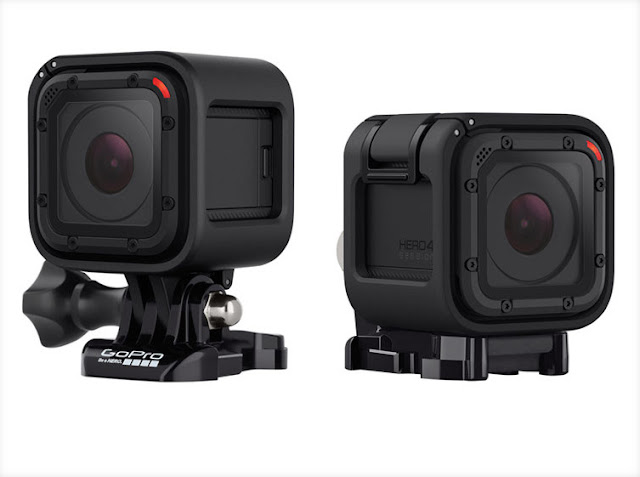GoPro Hero4 Session, the smallest Action Cam manufacturer to date